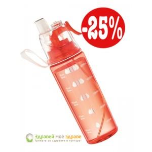 Спрей бутилка за вода