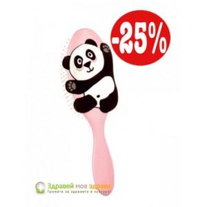 Четка за коса Panda