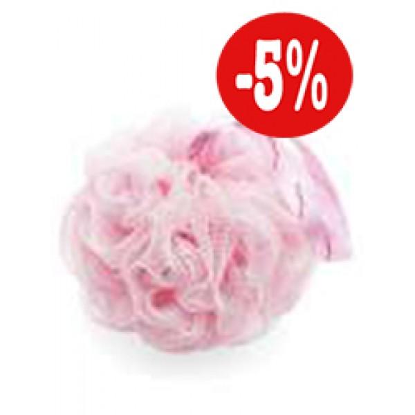 Гъба за тяло - розова