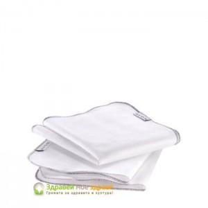 Комплект от 2 почистващи кърпи за лице