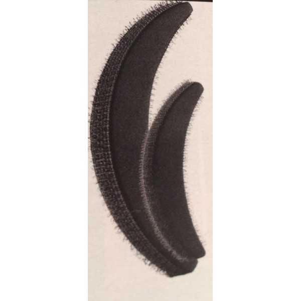 Подложки за обем на косата