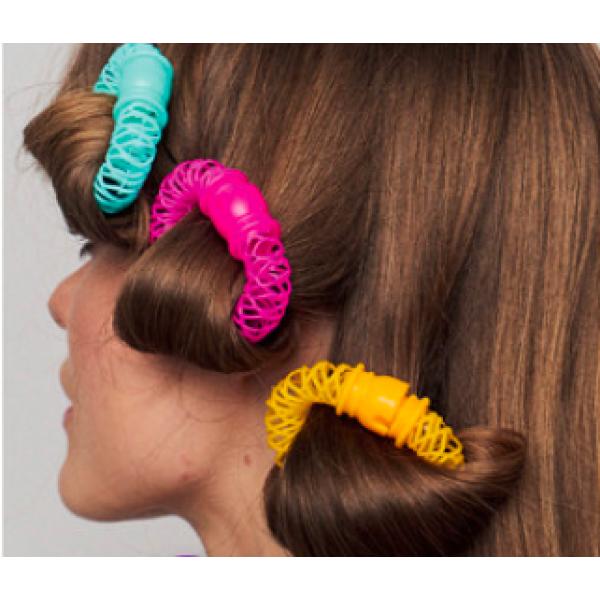 Комплект от 6 ролки за коса
