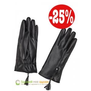 Ръкавици от изкуствена кож�...