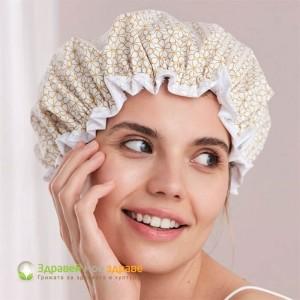 Шапка за терапия на косата
