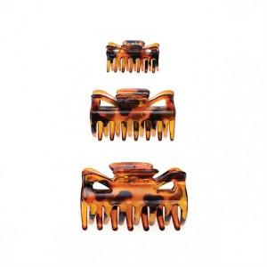 Комплект от 3 шноли за коса