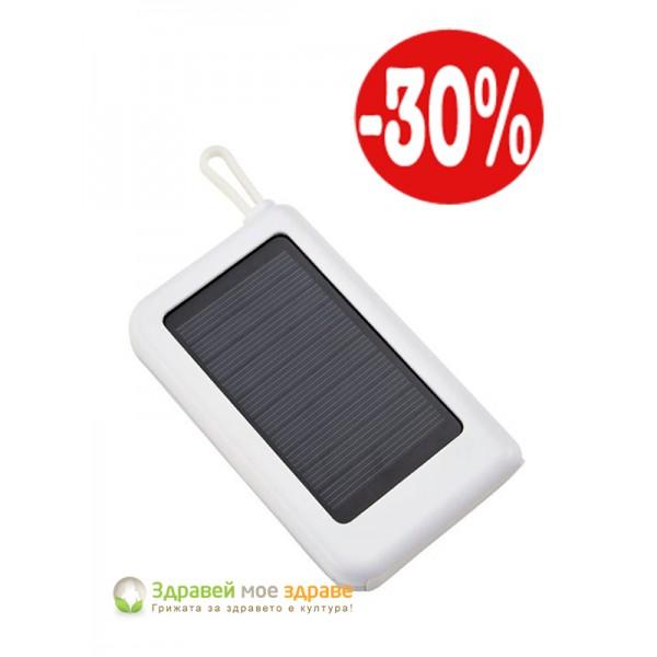 Соларно зарядно устройство