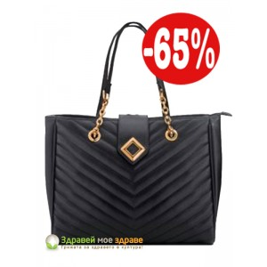 Дамска чанта Betty черна
