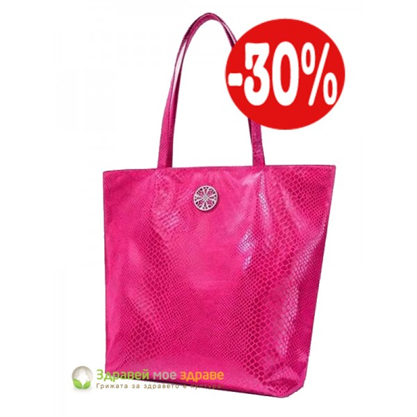 Дамска чанта Sibella Pink