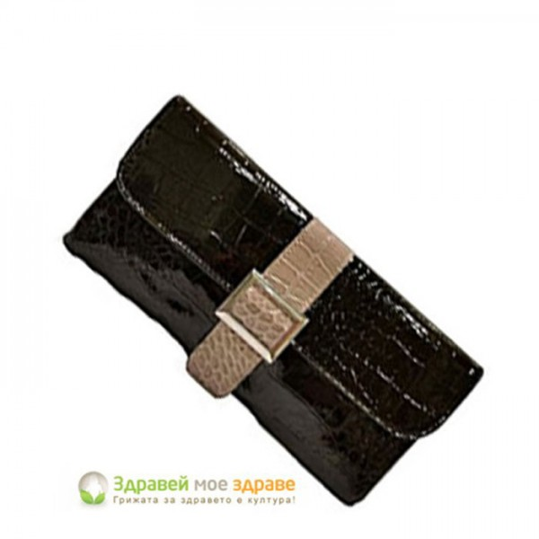 Чанта плик Black Clutch