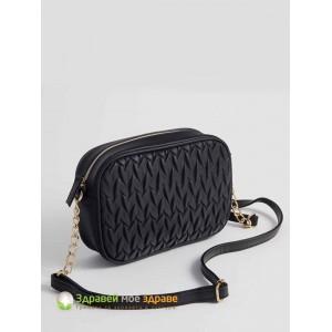 Дамска чанта през рамо Everly Pleat