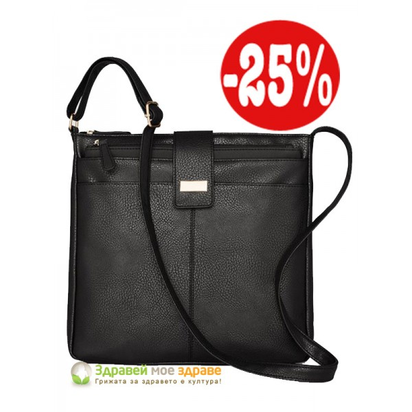Дамска чанта през рамо Essentials Edit А4