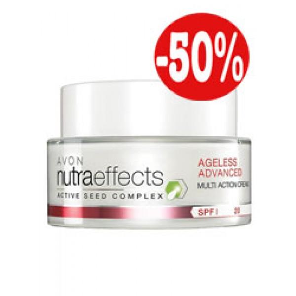 Дневен крем против бръчки Nutra Effects