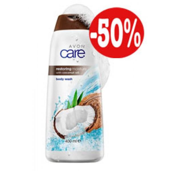 Душ гел Care с кокосово масло