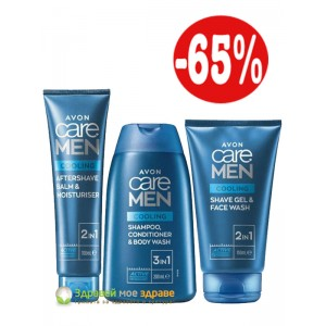 Комплект Avon Care Men