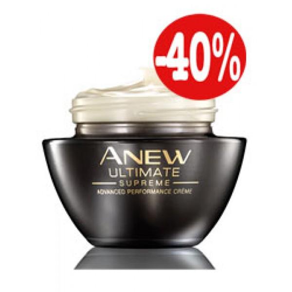 Луксозен подмладяващ крем Anew Ultimate Supreme 45+
