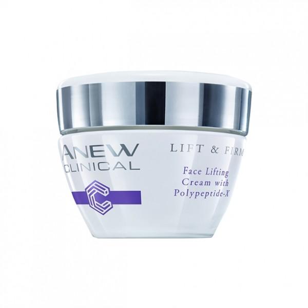 Лифтинг крем за лице с PolyPeptide-X