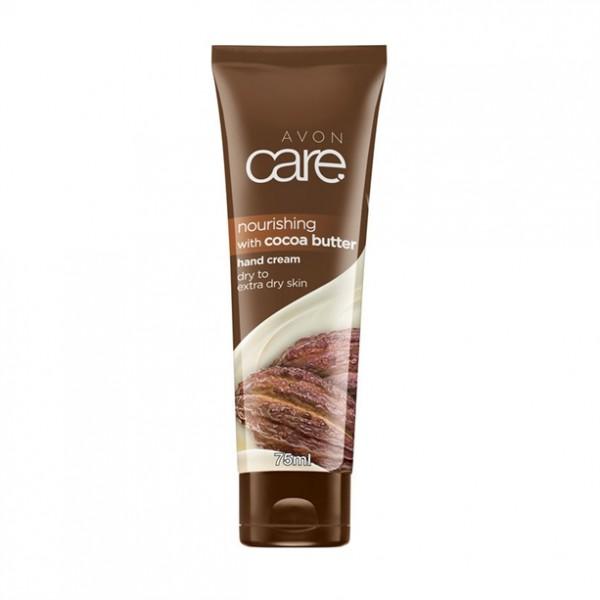 Крем за ръце с какаово масло