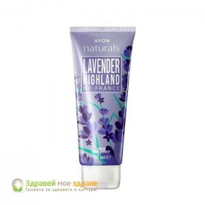 Крем за ръце подхранващ Lavender Chamomile