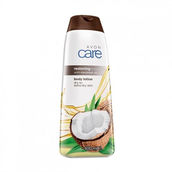 Хидратиращ лосион за тяло с кокосово масло