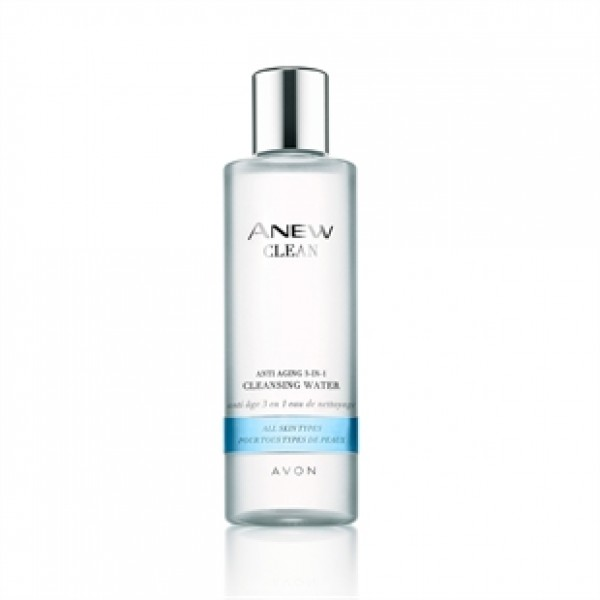 Почистваща вода 3-в-1 с подмладяващ ефект Anew