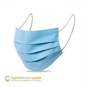 Предпазна маска за лице за многократна употреба