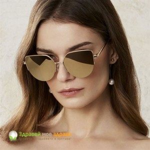 Слънчеви очила Danisha - Brow