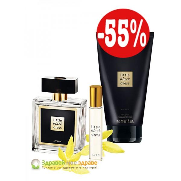 Комплект парфюм Little Black Dress