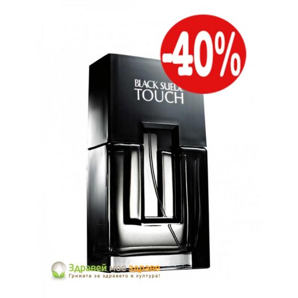 Тоалетна вода Black Suede Touch за �...