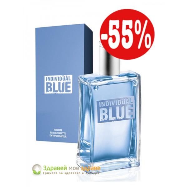Тоалетна вода Individual Blue