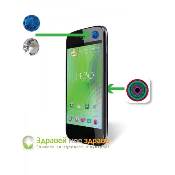 Чипове за мобилен телефон Phone Guard SWAROVSKI