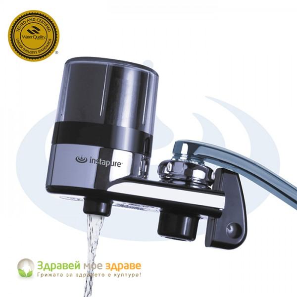 Филтър за питейна вода - хромиран