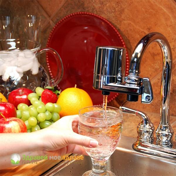 Филтър за питейна вода - хро...