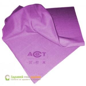 Кърпа за прозорци ACT - лилава