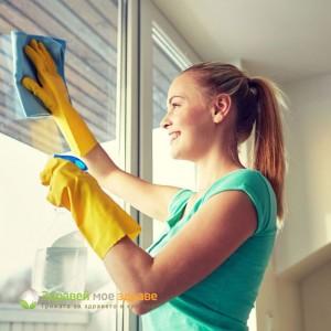 Комплект кърпи за почистване на прозорци RSI
