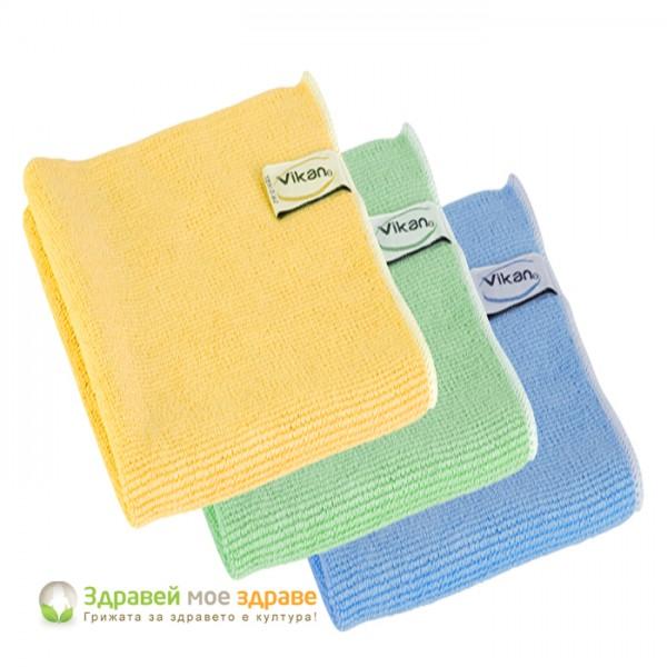 Комплект от три кърпи за почистване