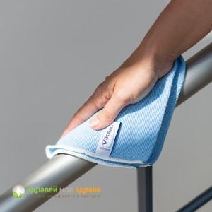 Комплект кърпи от ултрамикровлакна