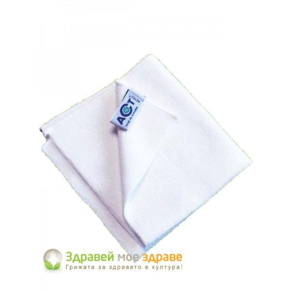 Малка кърпа от ултрамикровлакна ACT