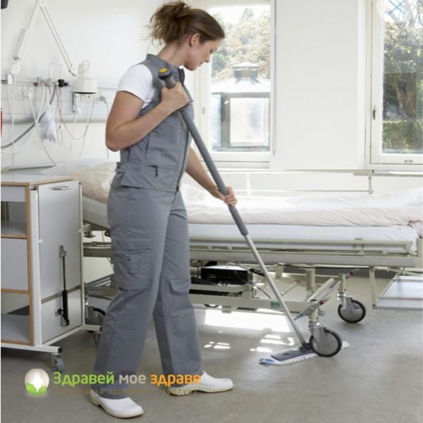 МОП комплект за почистване - голям 2