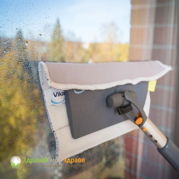 МОП кърпа за почистване на прозорци
