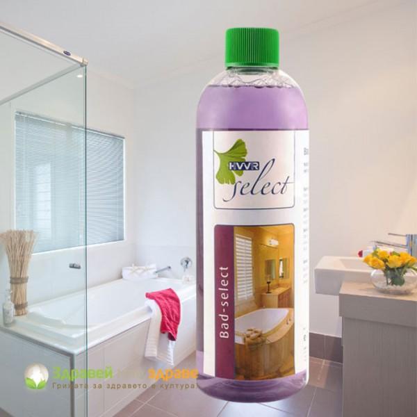 Почистващ препарат за САНИТАРНИ помещения с аромат на маракуя