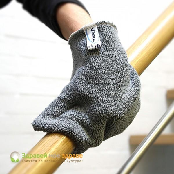 Ръкавица от ултрамикровлакна