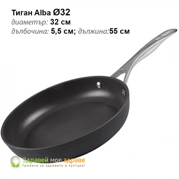 Титанов Тиган Ballarini Alba Ø32