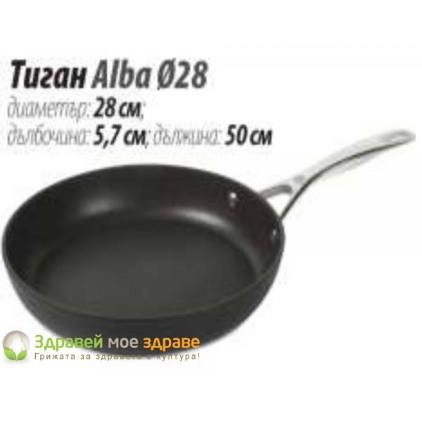 Титанов Тиган Ballarini Alba Ø28