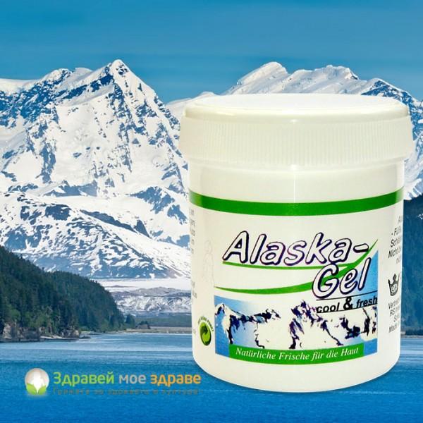 Аляска Гел за инхалации при...