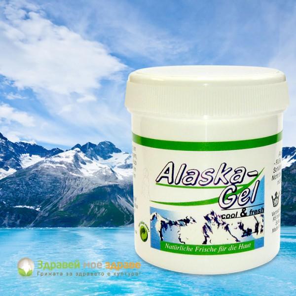 Аляска Гел за инхалации при хрема