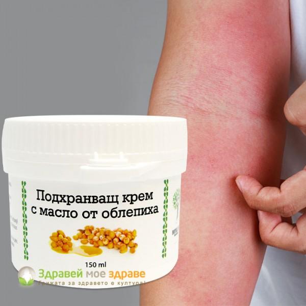 Облепиха при атопичен дерматит