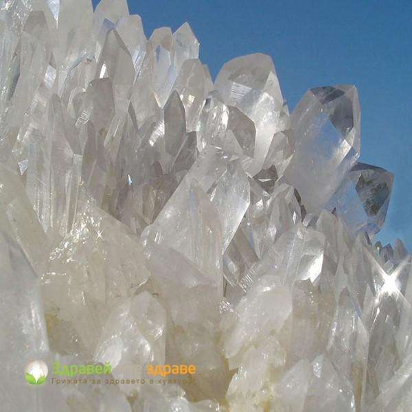 Кристален камък Рол-он Фреш натурал