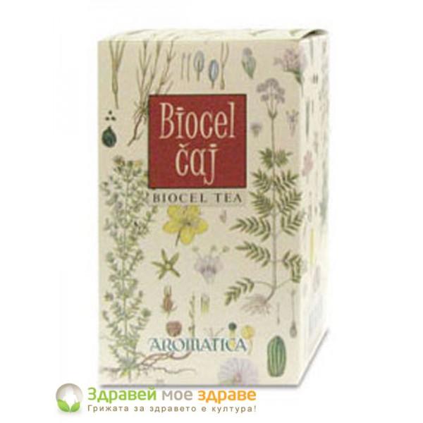 Биоцел чай за прочистване на организма