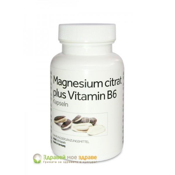 Магнезиев цитрат + витамин �...