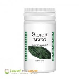 Зелен микс - 100% природен про...